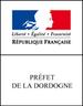 Logo prefet dordogne